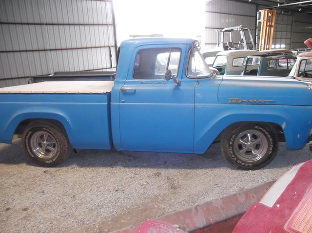 Terry's F-100 Parts Stromsburg, NE 68666